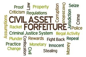 civil forfeiture, Elgin criminal defense attorney